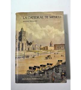 La Catedral de México y el Sagrario Metropolitano.