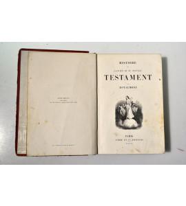 Histoire de l´ancien et du nouveau testament