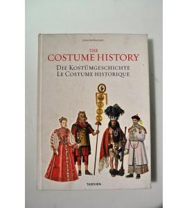 Auguste Racinet: The Costume History / Die Kostümgeschichte / Le Costume Historique