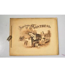 Souvenir of Montereal