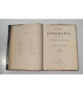 Atlas de Geografía Antigua y Moderna