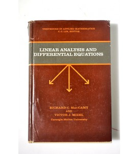 Lineal analysis and differential equations *