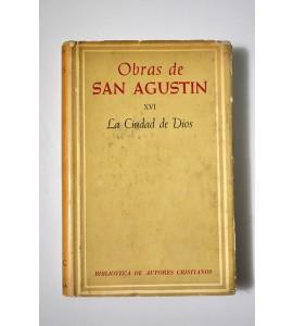 Obras de San Agustín XVI La Ciudad de Dios