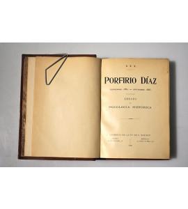 Porfirio Díaz (septiembre 1830 - septiembre 1865)