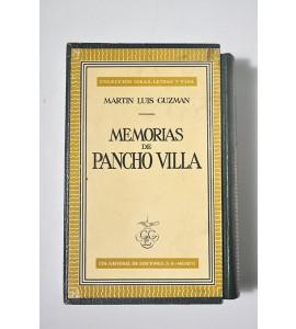 Memorias de Pancho Villa *