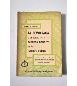 La democracia y el sistema de los partidos políticos en los Estados Unidos (L)