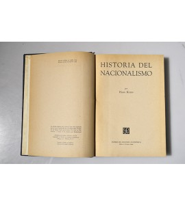 Historia del nacionalismo