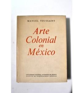 Arte colonial en México