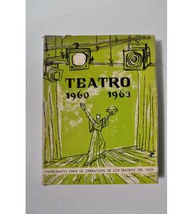Teatro 1960-1963