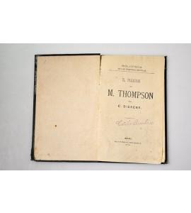 El paraguas de M. Thompson