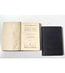 Tratado de derecho internacional público (con resumen didáctico al final de cada capítulos)