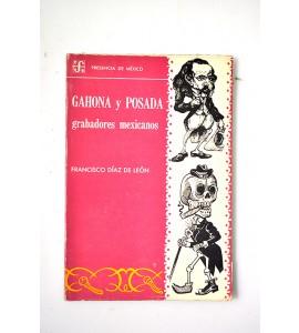 Gahona y Posada grabadores mexicanos *