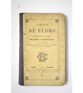 Fábulas de Fedro libreto de Augusto