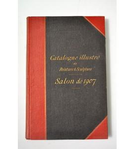 Catalogue illustré de peinture & aculpture