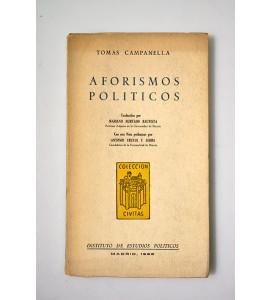 Aforismos políticos
