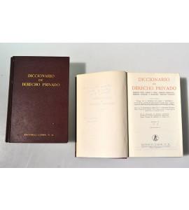 Diccionario de Derecho privado