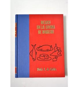 México en la cocina de Marichu