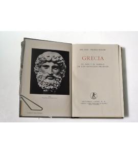 Grecia, el país y el pueblo de los antiguos helenos