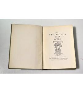 El libro victrola de la ópera