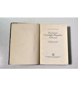 Diccionario cronológico biográfico universal
