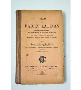 Curso de raíces latinas