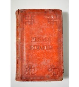 Missale romanum ex decreto sacrosancti concilli tridentini restitutum, S. Pii Quinti jussu editum, Clementis VIII et urbani VIII papae...