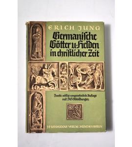 Germanische götter und helden in christlicher zeit