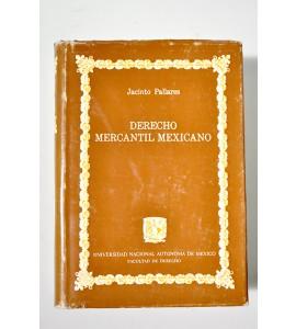Derecho Mercantil Mexicano