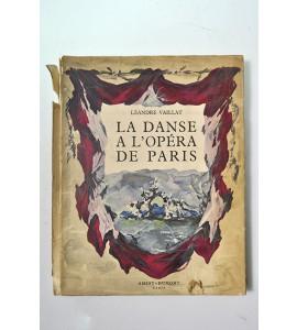 La danse a l´opera de Paris