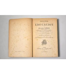 Principios de educación