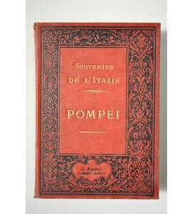 Souvenirs de l'Italie. Pompéi