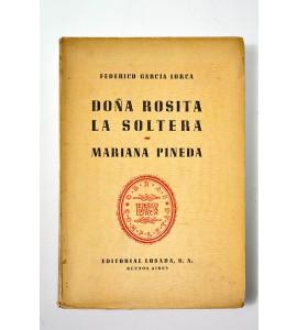 Doña Rosita la soltera / Mariana Pineda
