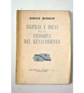 Figuras e ideas de la filosofía del renacimiento