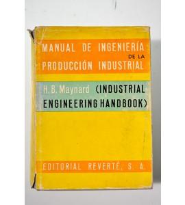 Manual de ingeniería de la producción industrial