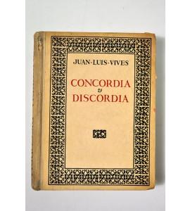 Concordia y discordia