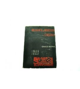 Bibliografía de Arqueología y Etnografía Mesoamerica y Norte de México