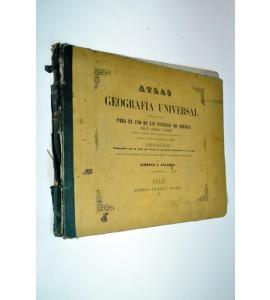 Nuevo Atlas Geografico Universal