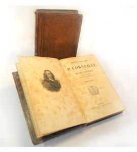 Oeuvres completes de P. Corneille. 2 Tomos.