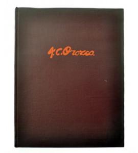 Orozco, obra de caballete, acuarela, dibujo y grabado