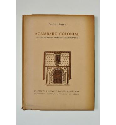 Acámbaro colonial *