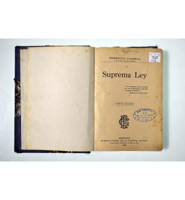 Suprema Ley *