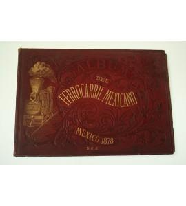 Album del ferrocarril mexicano
