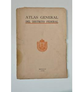 Atlas General del Distrito Federal