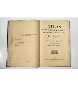 Atlas Histórico de Lesage