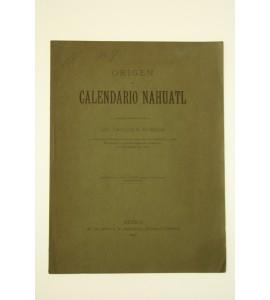 Origen del Calendario Nahuatl