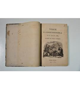 Viage á Constantinopla en el año de 1784