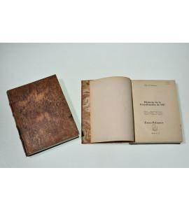 Historia de la Constitución  de 1917 **