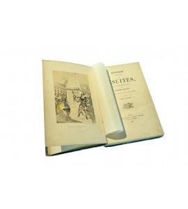 Histoire dramatique et pittoresque des Jésuites