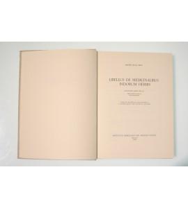 Libellus de Medicinalibus Indorum Herbis