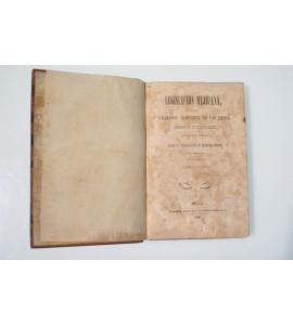 Legislación mejicana o sea colección completa de las leyes, decretos y circulares que se han expedido desde la consumación de la independencia
